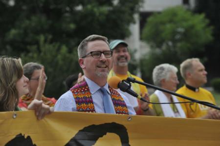Rev. Jay Leach